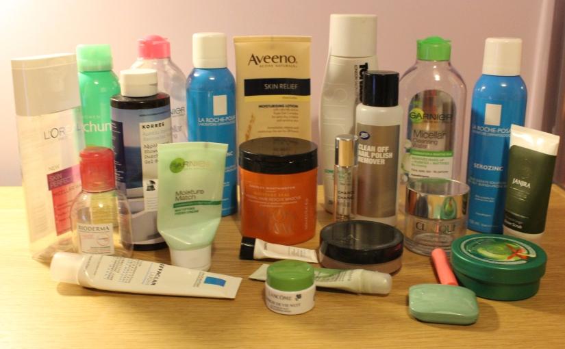 November Product Empties#2