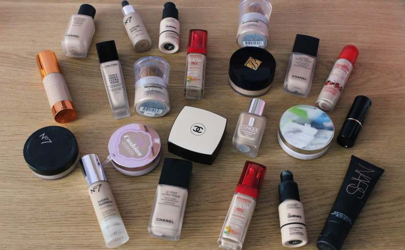 Time to Declutter myMakeup
