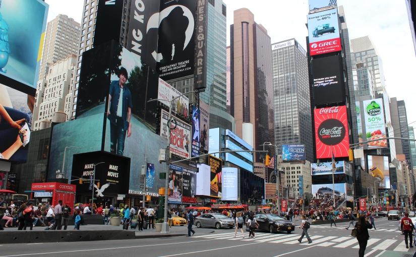 My Trip to NewYork