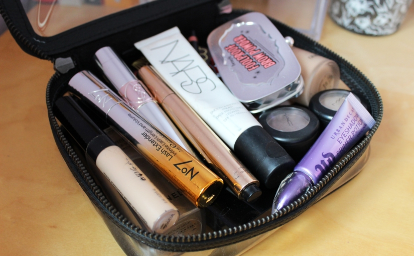 My Travel MakeupEssentials